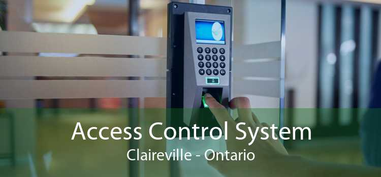 Access Control System Claireville - Ontario