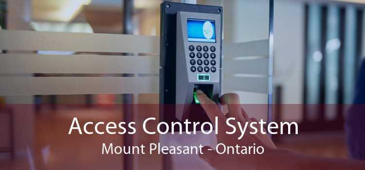 Access Control System Mount Pleasant - Ontario