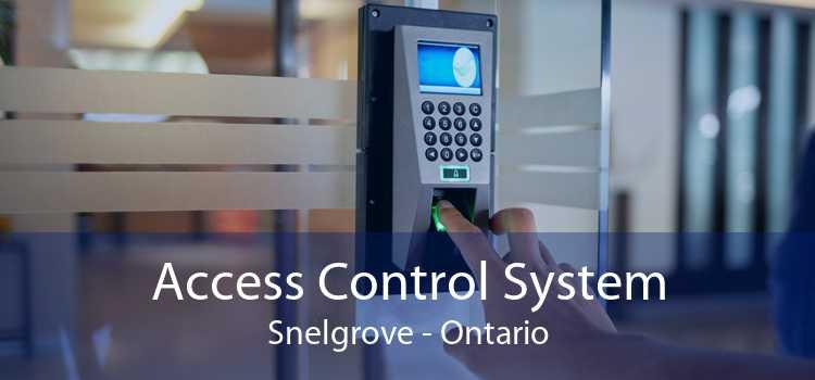 Access Control System Snelgrove - Ontario
