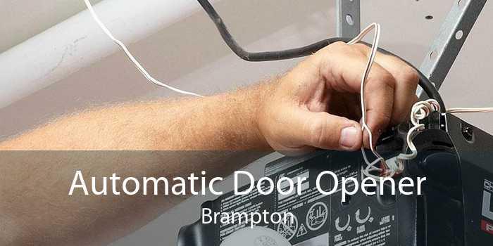 Automatic Door Opener Brampton