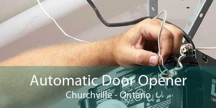 Automatic Door Opener Churchville - Ontario