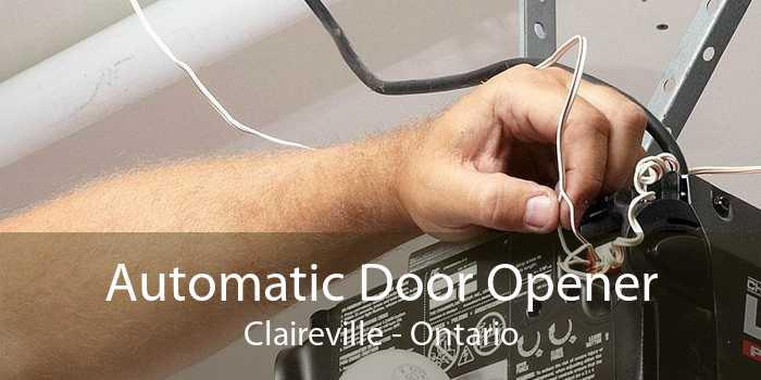 Automatic Door Opener Claireville - Ontario
