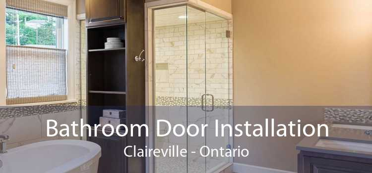 Bathroom Door Installation Claireville - Ontario