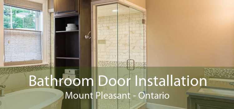 Bathroom Door Installation Mount Pleasant - Ontario