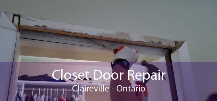 Closet Door Repair Claireville - Ontario