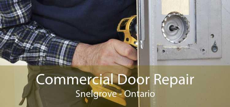Commercial Door Repair Snelgrove - Ontario