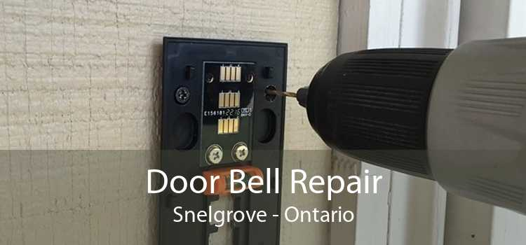 Door Bell Repair Snelgrove - Ontario