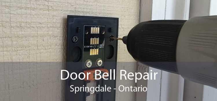 Door Bell Repair Springdale - Ontario