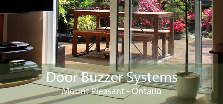 Door Buzzer Systems Mount Pleasant - Ontario