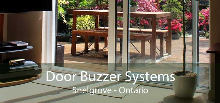 Door Buzzer Systems Snelgrove - Ontario