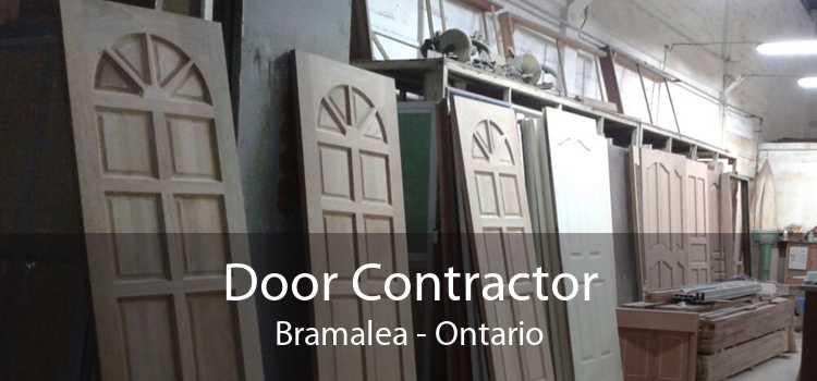 Door Contractor Bramalea - Ontario