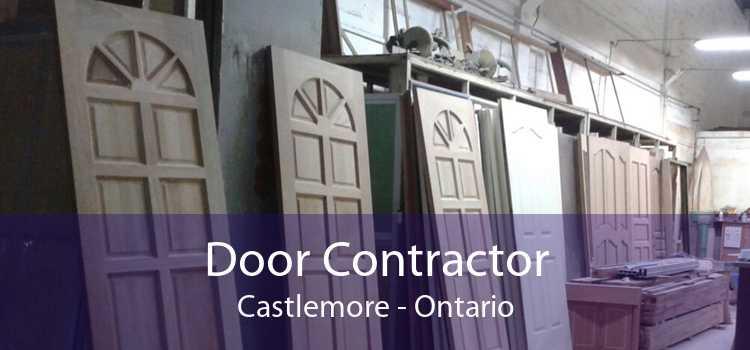Door Contractor Castlemore - Ontario