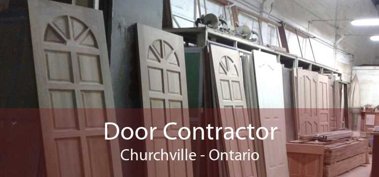 Door Contractor Churchville - Ontario