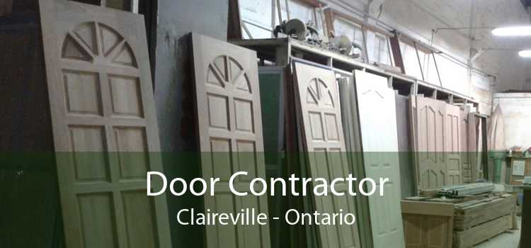Door Contractor Claireville - Ontario