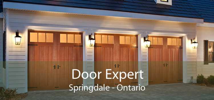 Door Expert Springdale - Ontario