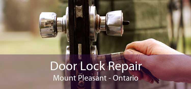 Door Lock Repair Mount Pleasant - Ontario