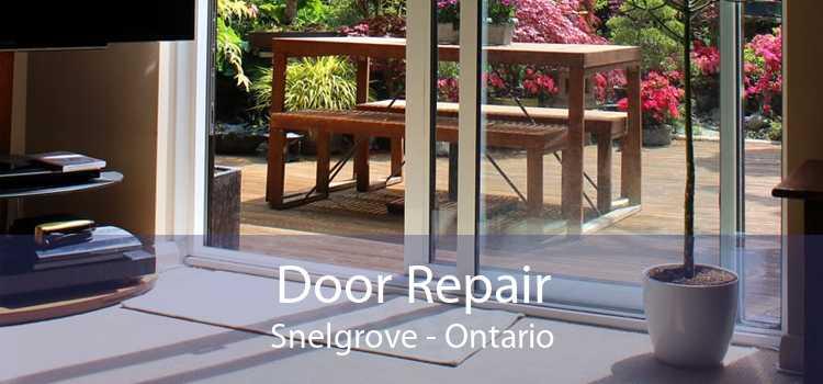 Door Repair Snelgrove - Ontario