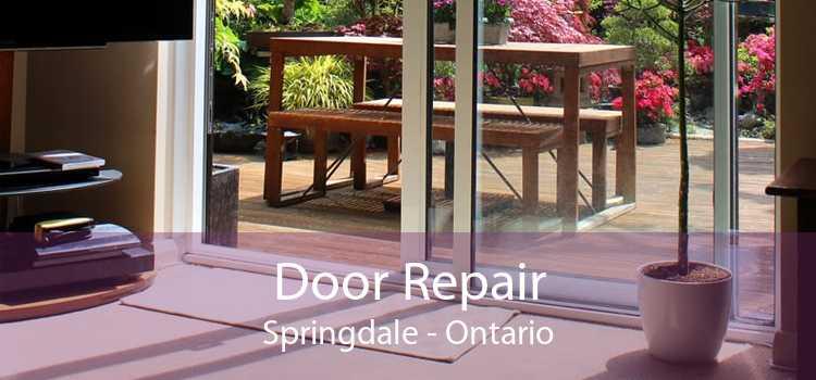Door Repair Springdale - Ontario