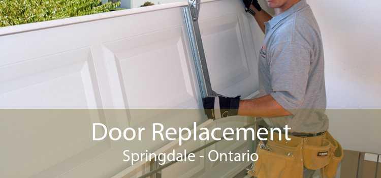 Door Replacement Springdale - Ontario