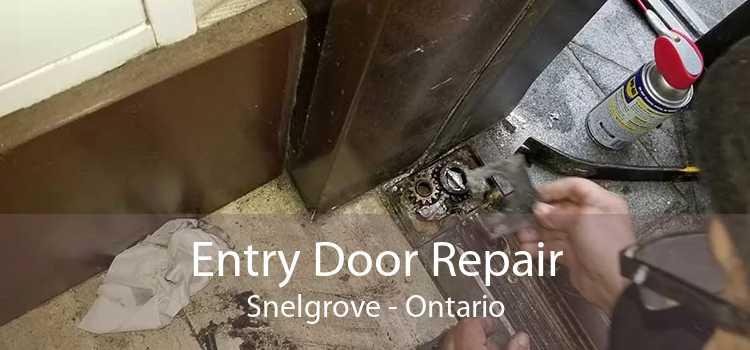 Entry Door Repair Snelgrove - Ontario