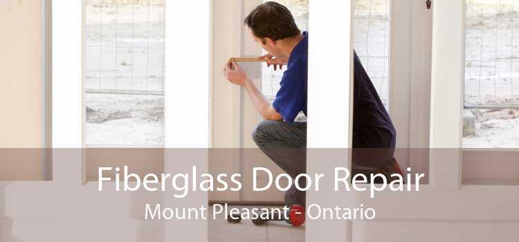 Fiberglass Door Repair Mount Pleasant - Ontario