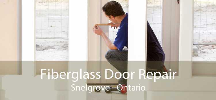 Fiberglass Door Repair Snelgrove - Ontario