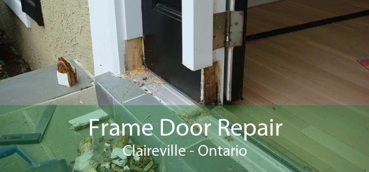 Frame Door Repair Claireville - Ontario