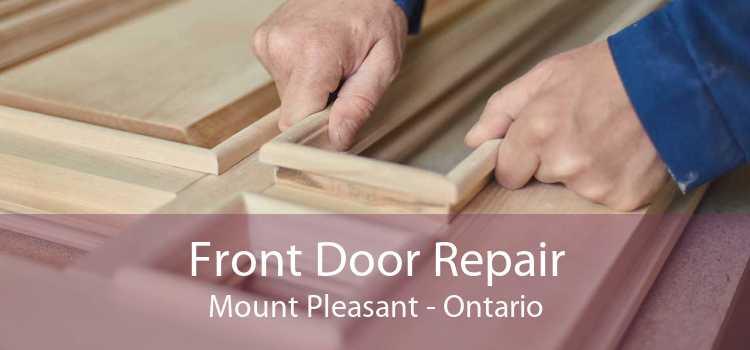 Front Door Repair Mount Pleasant - Ontario