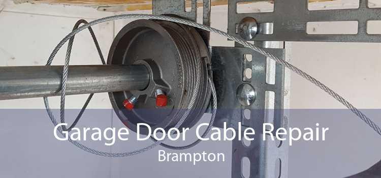 Garage Door Cable Repair Brampton