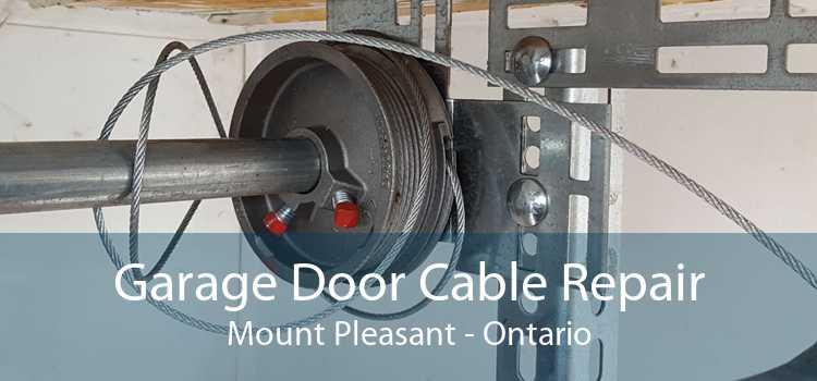 Garage Door Cable Repair Mount Pleasant - Ontario