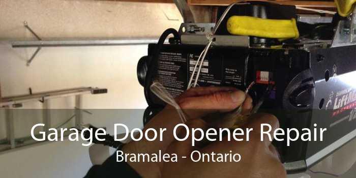 Garage Door Opener Repair Bramalea - Ontario