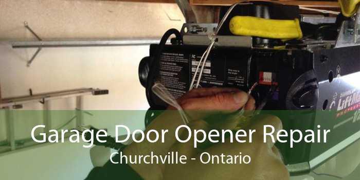 Garage Door Opener Repair Churchville - Ontario