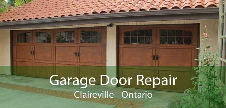 Garage Door Repair Claireville - Ontario