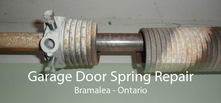 Garage Door Spring Repair Bramalea - Ontario