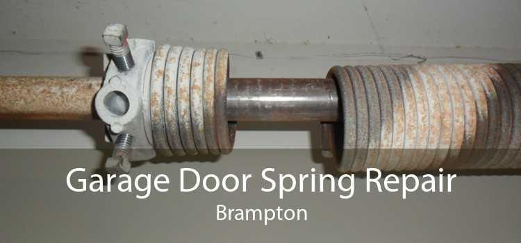 Garage Door Spring Repair Brampton