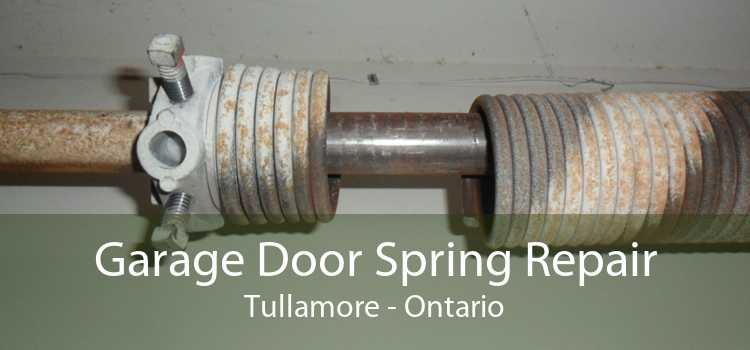 Garage Door Spring Repair Tullamore - Ontario