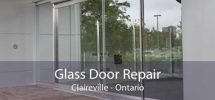 Glass Door Repair Claireville - Ontario