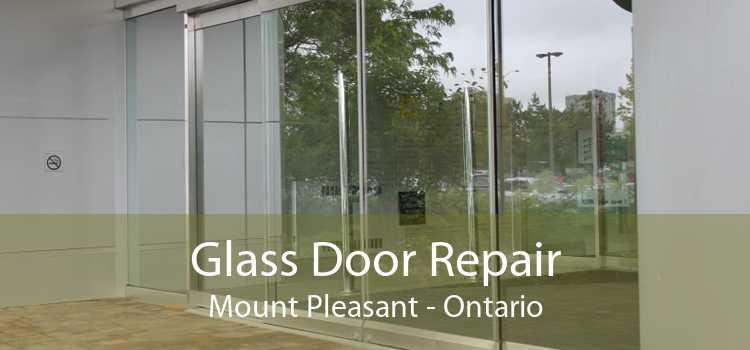 Glass Door Repair Mount Pleasant - Ontario
