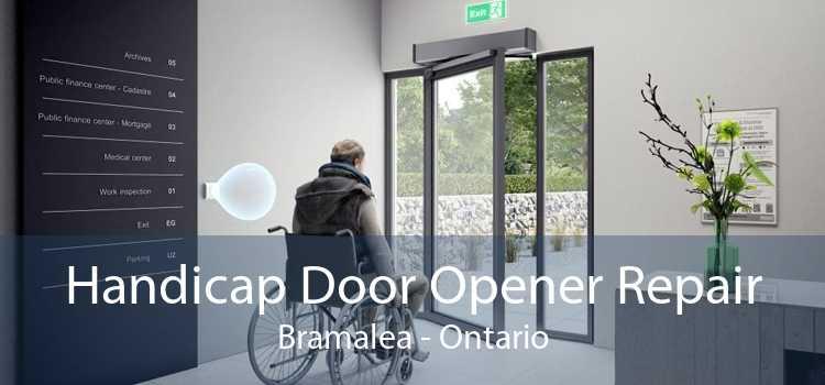 Handicap Door Opener Repair Bramalea - Ontario
