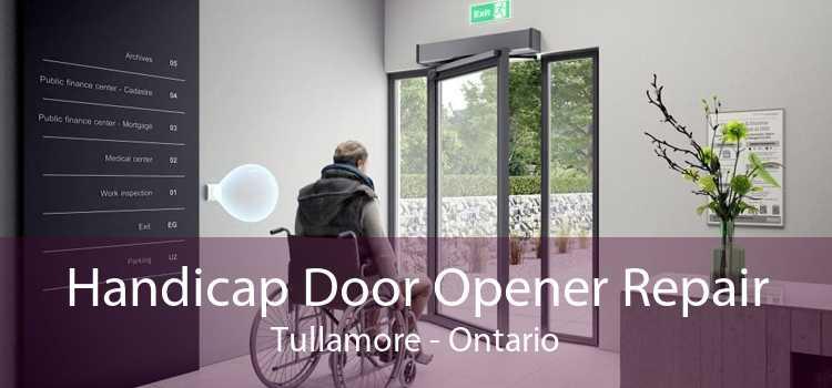 Handicap Door Opener Repair Tullamore - Ontario