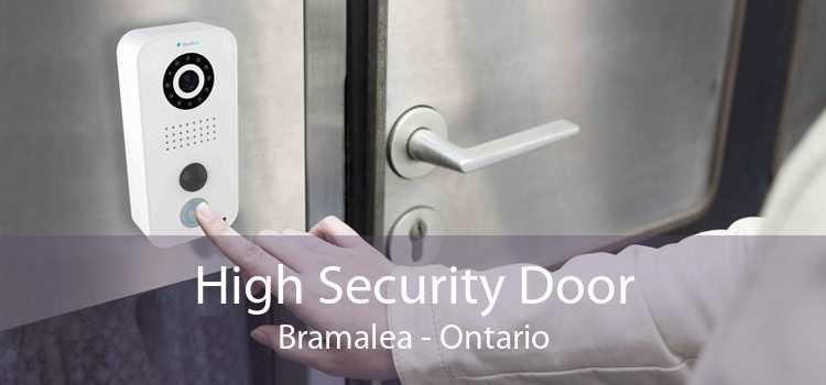 High Security Door Bramalea - Ontario