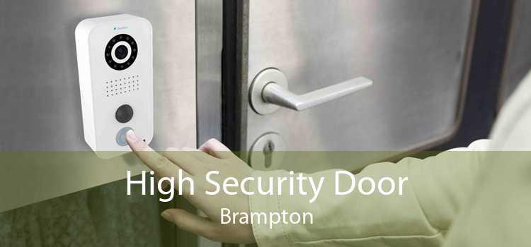 High Security Door Brampton