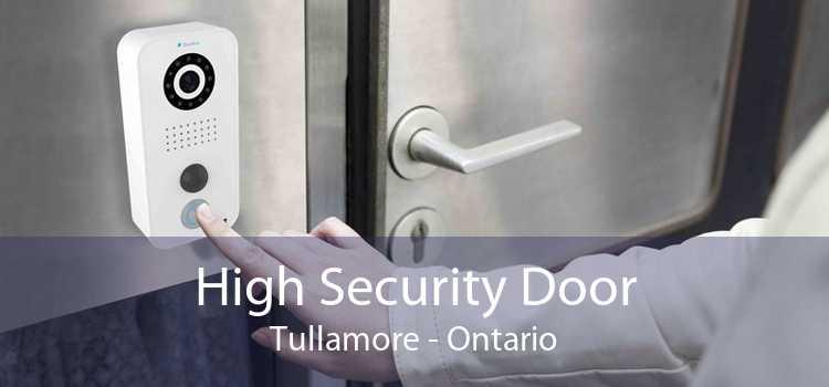 High Security Door Tullamore - Ontario