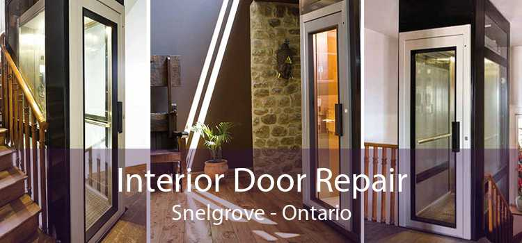 Interior Door Repair Snelgrove - Ontario