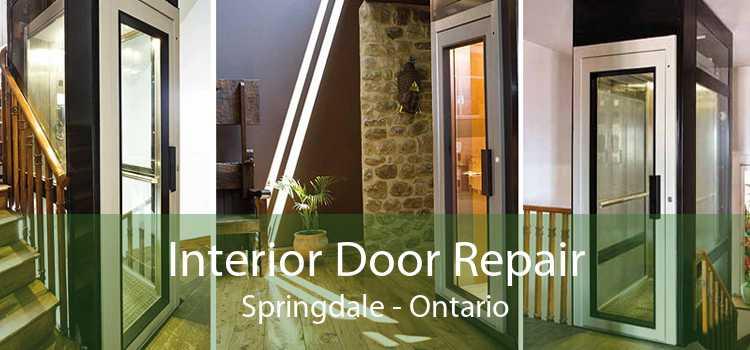 Interior Door Repair Springdale - Ontario