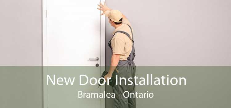 New Door Installation Bramalea - Ontario