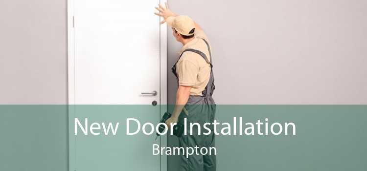 New Door Installation Brampton
