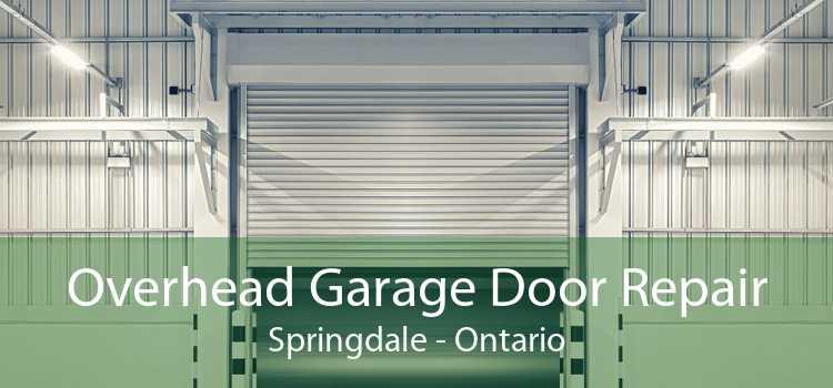 Overhead Garage Door Repair Springdale - Ontario