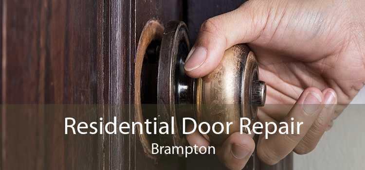Residential Door Repair Brampton