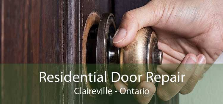 Residential Door Repair Claireville - Ontario